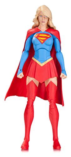 Superman Supergirl Figure Set dc collectibles icons supergirl figure import it all