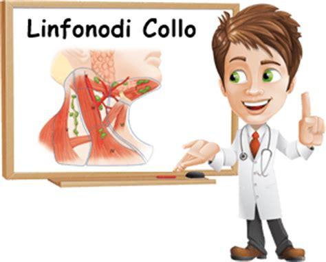 linfonodi testa collo linfonodi ingrossati vitamine proteine