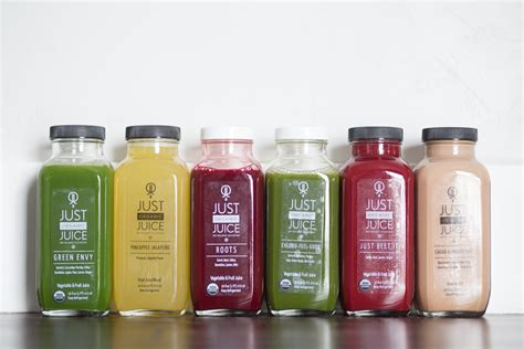 Just Juice Detox by Just Organic Juice Kelsey