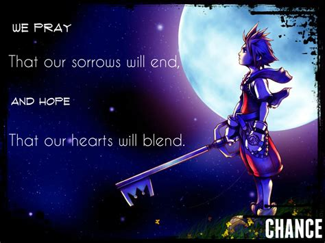 wallpaper anime with quotes kingdom hearts quotes inspirational quotesgram