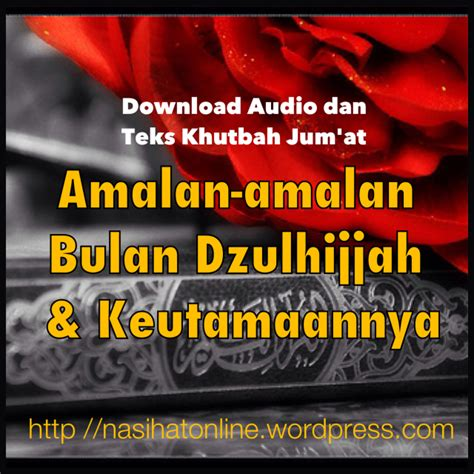 download mp3 bulan dikekang malam download audio mp3 teks khutbah jum at amalan amalan