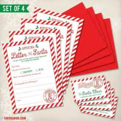Official Letter To Santa Official Letter From Santa Sle Letter Template