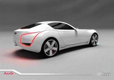 concept car audi audi d7 concept cars show