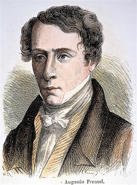 Augustine Granger by Augustin Fresnel 1788 1827 Photograph By Granger