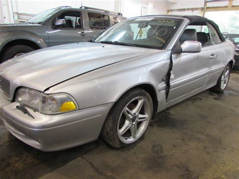 volvo c70 parts parting out 2002 volvo c70 stock 140266 tom s