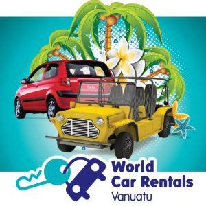 world car rentals vanuatu leading port vila car rental