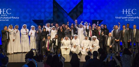 Best In Qatar For Mba by Hec The Second Intake Of The Hec Emba In Qatar