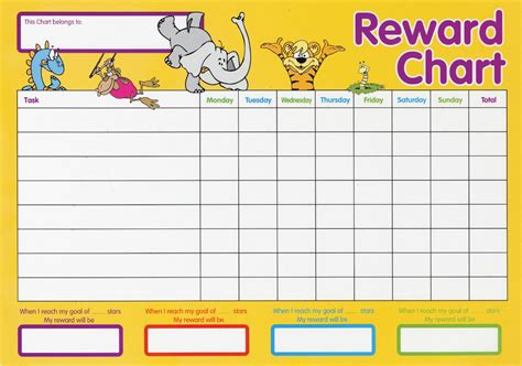 free printable reward charts nz 10 tips to trick the kids into thinking that cleaning is