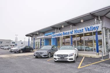 Mercedes Hunt Valley by Mercedes Of Hunt Valley Dealership In Cockeysville