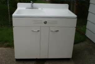 vintage metal kitchen sink cabinet on popscreen