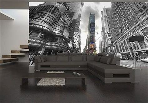 new york wallpaper for bedrooms uk wallpaper mural photo new york times square giant wall