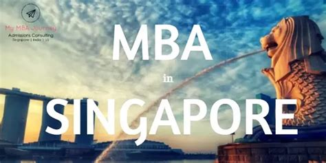 Mba In Singapore For Indians by What Is The Average Salary For An Mba In Singapore From