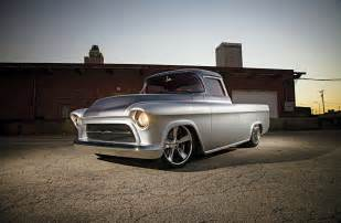 1957 chevy truck quiksilver rod network