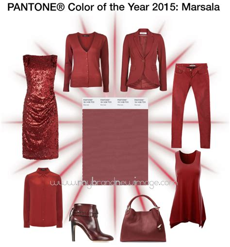 color of the year 2015 pantone 174 color of the year 2015 marsala my brand new image