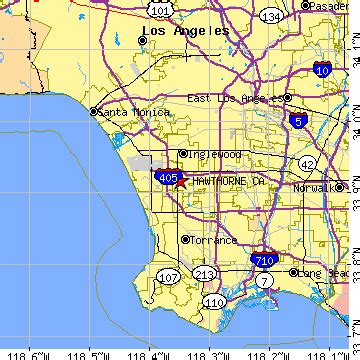 hawthorne california map spacex hawthorne ca page 2 pics about space