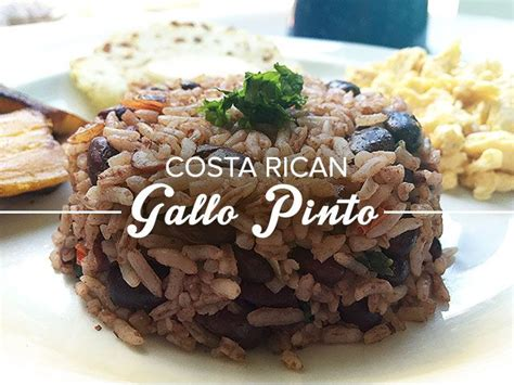 costa rica cookbook learn to cook costa food for newbies books meer dan 1000 idee 235 n gallo pinto op rijst