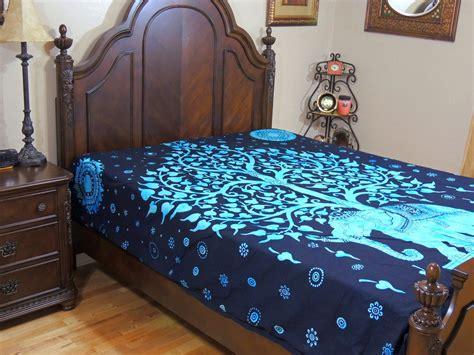tree of life bedding tree of life duvet cover luxury reversible elephant