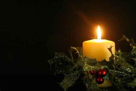 candela natale la candela di natale ti racconto una fiaba