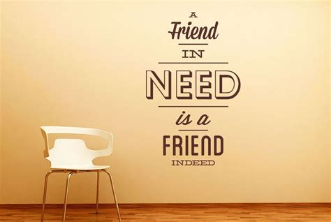A Friend In Need Is A Friend Indeed Sle Essay by How To Be A Quot Friend In Need Is A Friend Indeed Quot Livemans