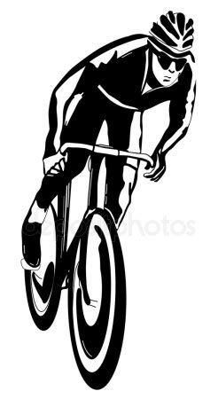 Dessiner Des Plans 4748 by Vecteurs Pour Cycliste Illustrations Libres De Droits