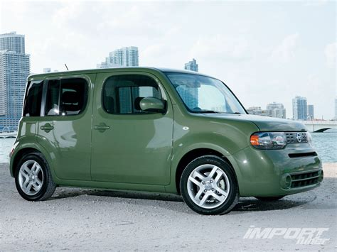 2009 nissan cube 2009 nissan cube import tuner magazine