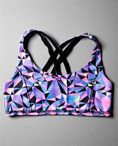 Sport Bra Modis 3766 fit your mood your style vitality sports bra reversible fitness fashion