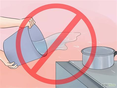 How To Put Out A Grease In The Kitchen by How To Put Out A Cooking Firebuddy