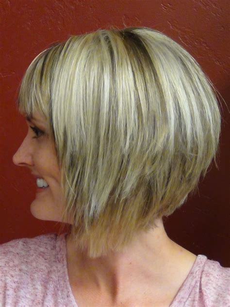 Medium Stacked Hairstyles by 100 Stacked Bob Hairstyles Medium Stacked Bob Haircuts 100