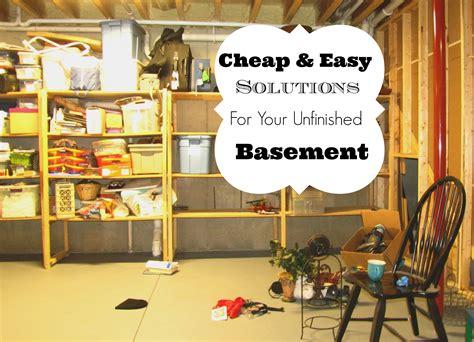 Unfinished Basement Storage Ideas Fascinating Unfinished Basement Storage Ideas Unfinished Basement Pinterest Basement Organizing