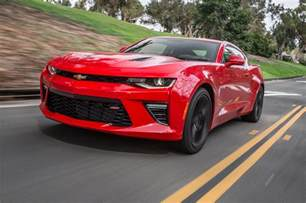 Chevrolet Camaro 2016 Chevrolet Camaro Ss Review Term Verdict