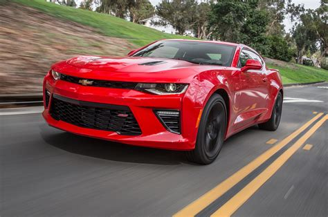 chevrolete camaro 2016 chevrolet camaro ss review term verdict