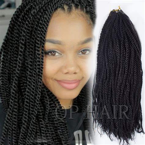 what brand of hair to use for senegalese twists aliexpress com buy senegalese twist 18 inch black