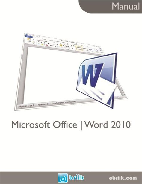 user manual template word 2010 manual microsoft office word 2010