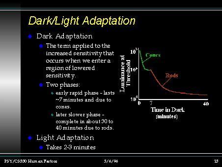 Light Adaptation light wallpaper