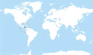 Nicaragua World Map by Where Is Nicaragua Located On The World Map