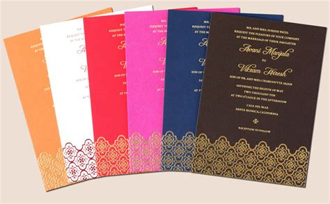 what wedding invitation color are you wedding invitation