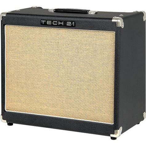 Tech 21 Cabinet by Tech 21 Pw60 Power Engine 60 Powered Guitar Speaker Cabinet