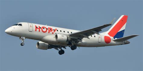 Hop! Air France : 10% des billets seront proposés à 49?   KelBillet