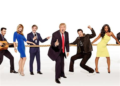 what was celebrity apprentice about donald trump spills celebrity apprentice secrets