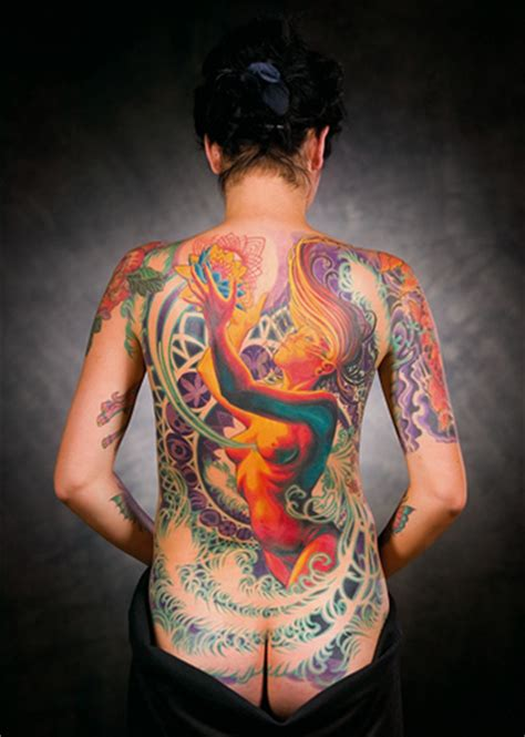 full coverage adrian lee tattoo by adrian lee ph