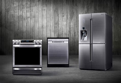 samsung s new appliances will make your kitchen look like