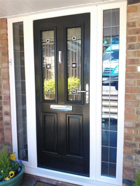 Front Doors With Side Panels Front Doors Inspirations Front Door And Side Panel 18