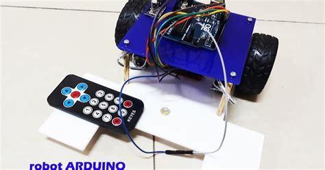 membuat robot arduino membuat robot kendali remot tv dvd vcd nec remote