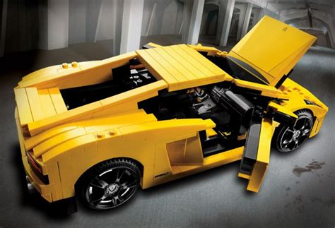 Lamborghini Gallardo Lego Lego Lamborghini Gallardo Thecoolist The Modern Design