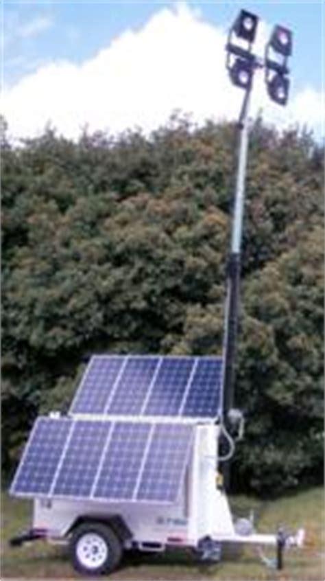 energy progress lighting llc green living review progress solar light towers turn