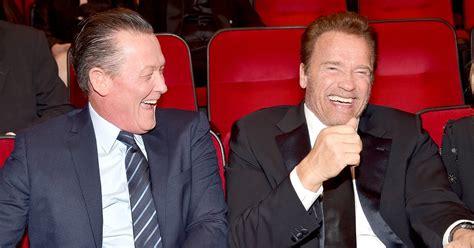 2016 Moms Picks Best Baby Arnold Schwarzenegger Robert Patrick Have Epic Terminator