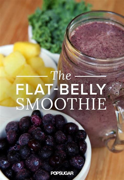 Belly Bloat Detox Fast by 25 Best Flat Belly Smoothie Ideas On Flat