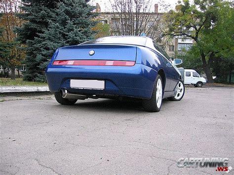 Alfa Romeo Gtv Tuning Tuning Alfa Romeo Gtv 187 Cartuning Best Car Tuning Photos
