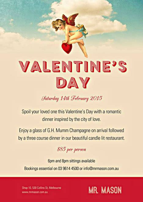 valentines day ideas melbourne s day with mr melbourne