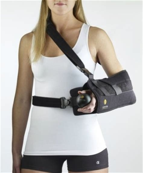 Abduction Pillow Sling by Corflex Shoulder Abduction Pillow W Sling